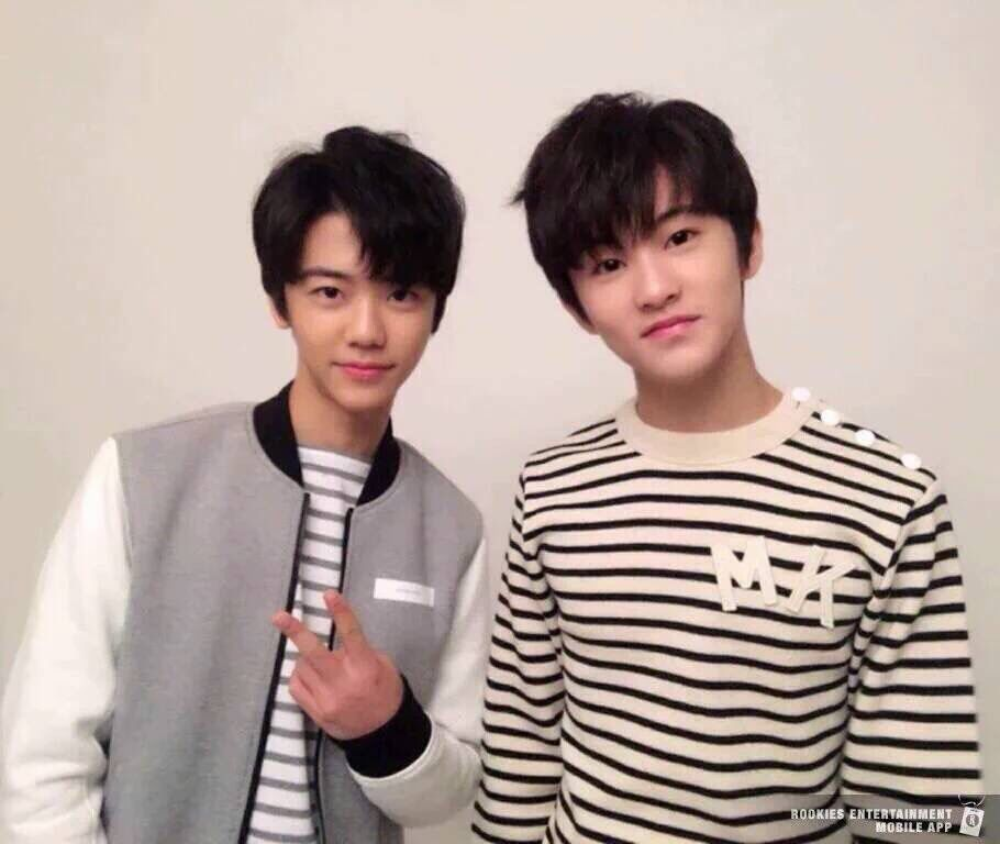 NCT, Sm Rookies