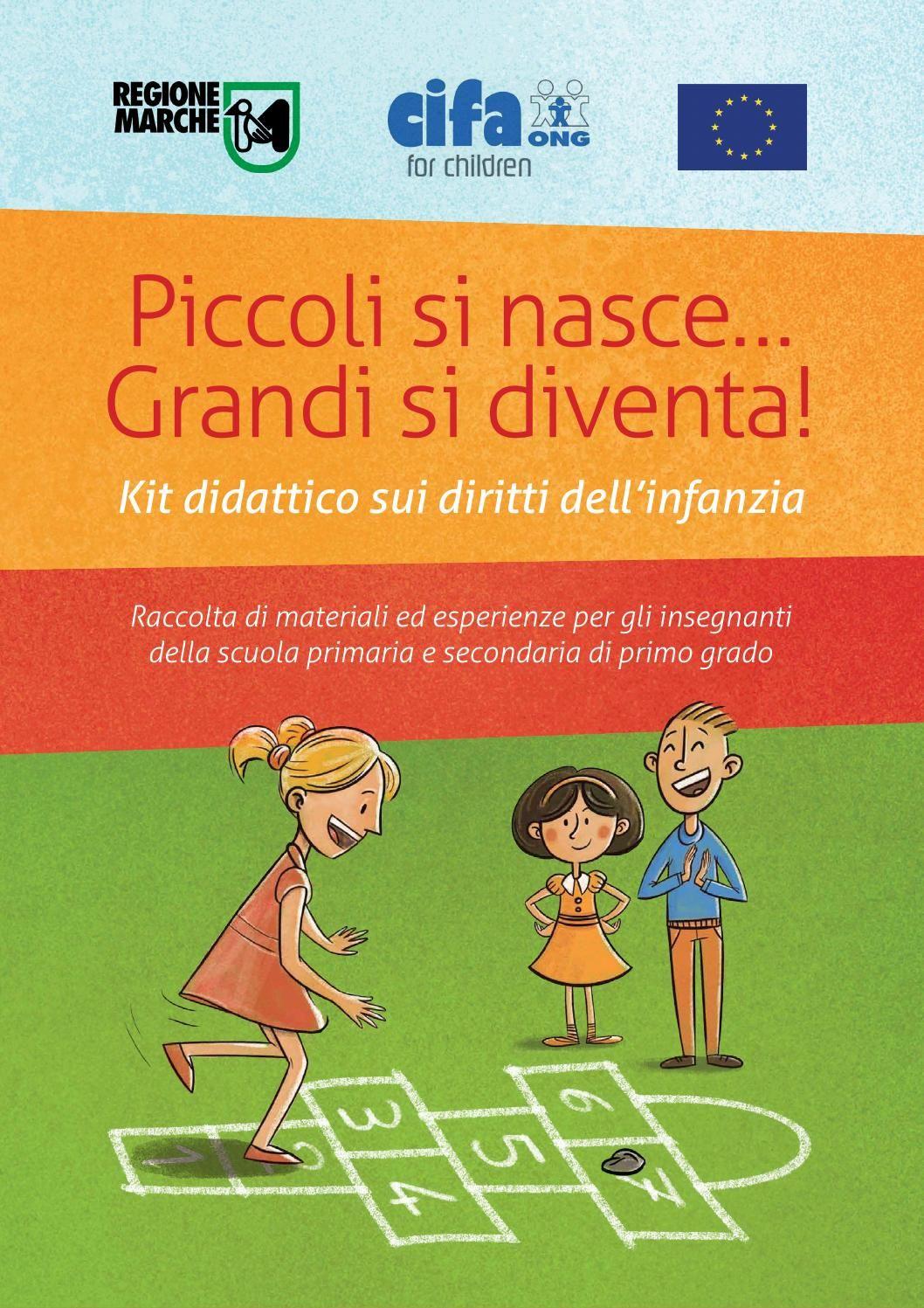 4.2.F Kit didattico sui diritti per l'infanzia  kit didattico sui diritti dell'infanzia a cura di CIFA ONG