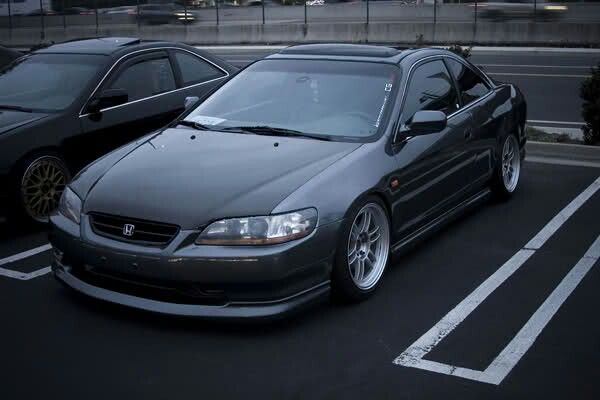 6 Gen Honda Accord Coupe Honda Accord Custom Honda Accord