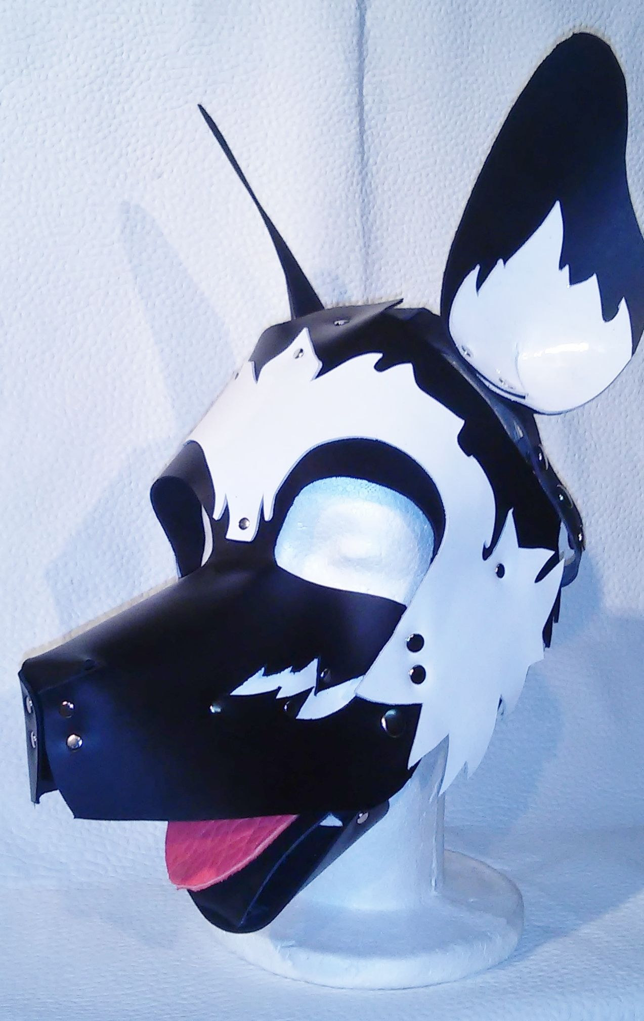Dog Puppy Play Mask
