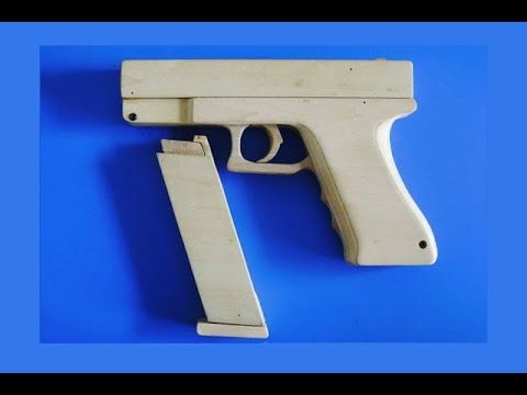 shell ejection rubber band gun blow back youtube rubber band guns pinterest. Black Bedroom Furniture Sets. Home Design Ideas