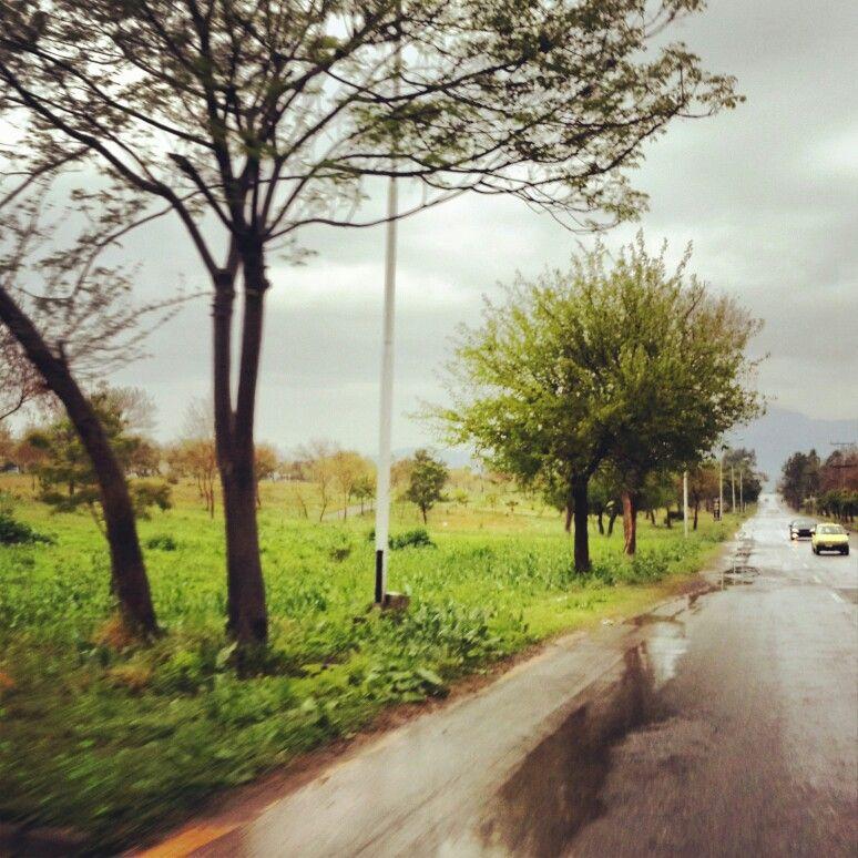 Islamabad Roads: Country Roads, Instagram, Instagram Posts