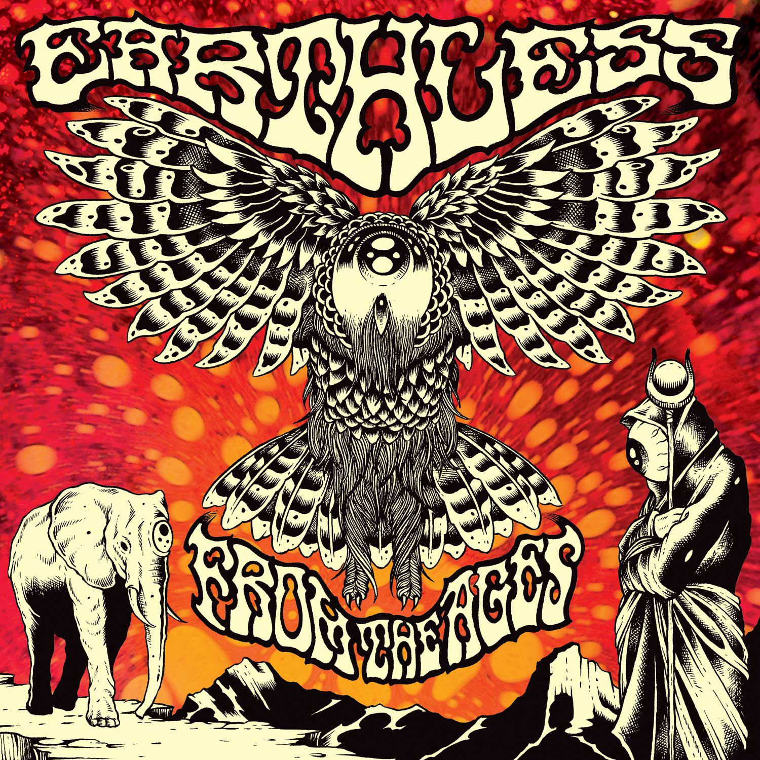 Currently listening to #Earthless #FromtheAges