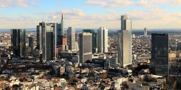 Frankfurt, Hesse, central Germany