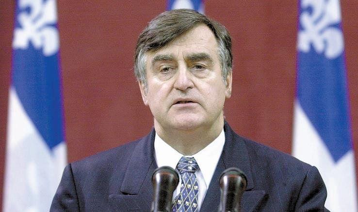 11 janvier 2001 Lucien Bouchard annonce qu'il renonce à la politique active #assnat https://t.co/hL3o2RicsV https://t.co/5dEUQk1HTi