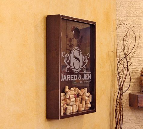 18x24 Wine Cork Holder Wall Decor Art / by organikcreative on Etsy ...