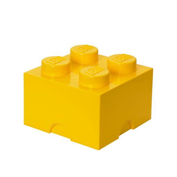 LEGO Room Copenhagen MEDIUM AZUR Storage Brick 4