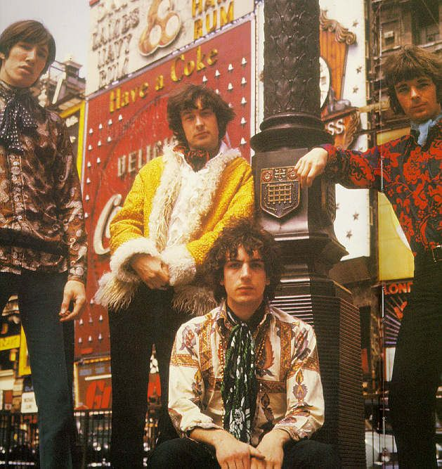 Foto de Pink Floyd 1858 - Imagen