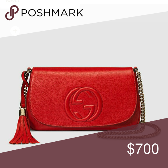 Handbag Red gucci crossbody Bags Crossbody Bags