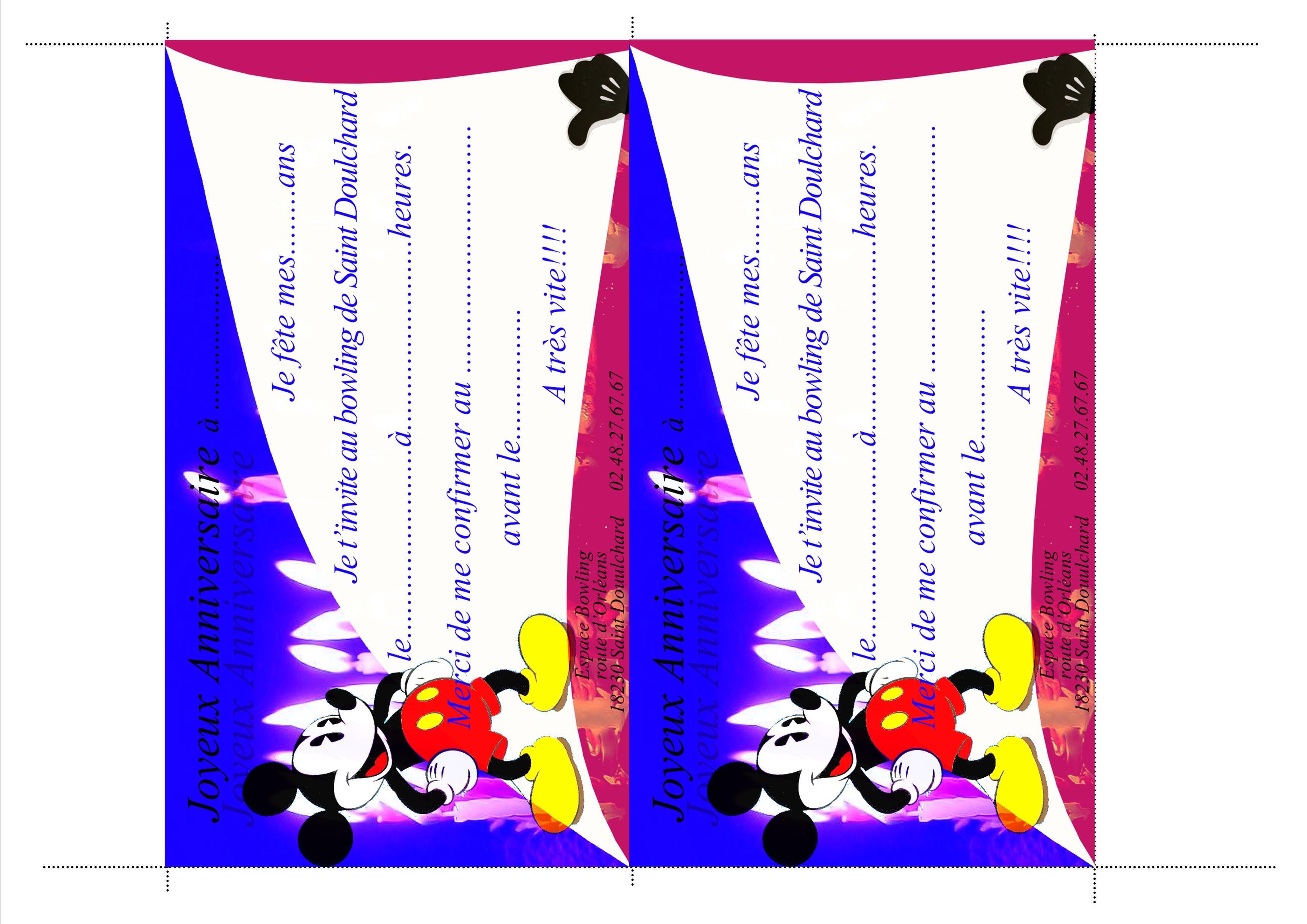 Epingle Par Cathy Karl Sur A Decouper Carte Invitation Anniversaire Gratuite Carte Invitation Anniversaire Carte Invitation