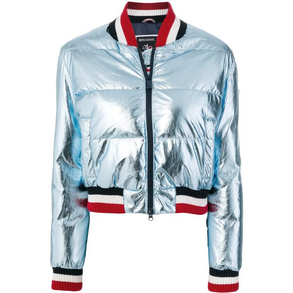 Shopping Online Original Really Online Rossignol metallic down bomber jacket Clearance Prices Cheap Sale For Sale Get Authentic Sale Online yKvQVnz17