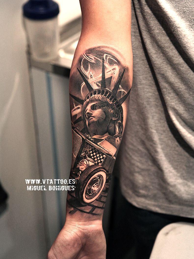 Hoy Os Mostramos El Tatuaje Realizado Por Miguel El Sábado En La