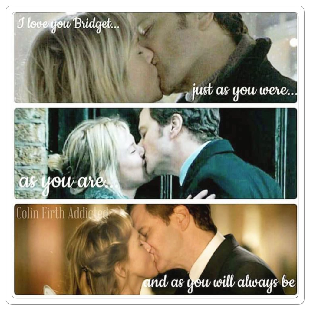 Bridget and Mark Bridget jones movies, Bridget jones