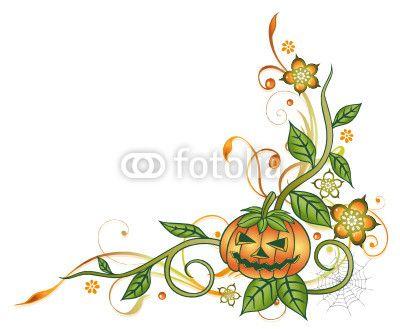 Leinwanddruck Bild - christine krahl : Halloween, Sankt Martin ...