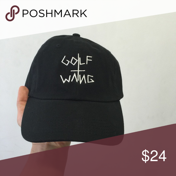 Golf wang dad hat Brand new item Embroidered sixpanelstudio.com Accessories  Hats 4106a7e78c5