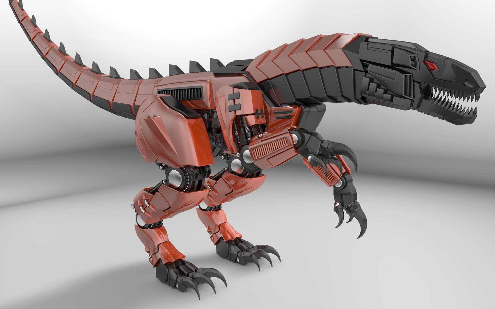 18++ Robot raptor ideas