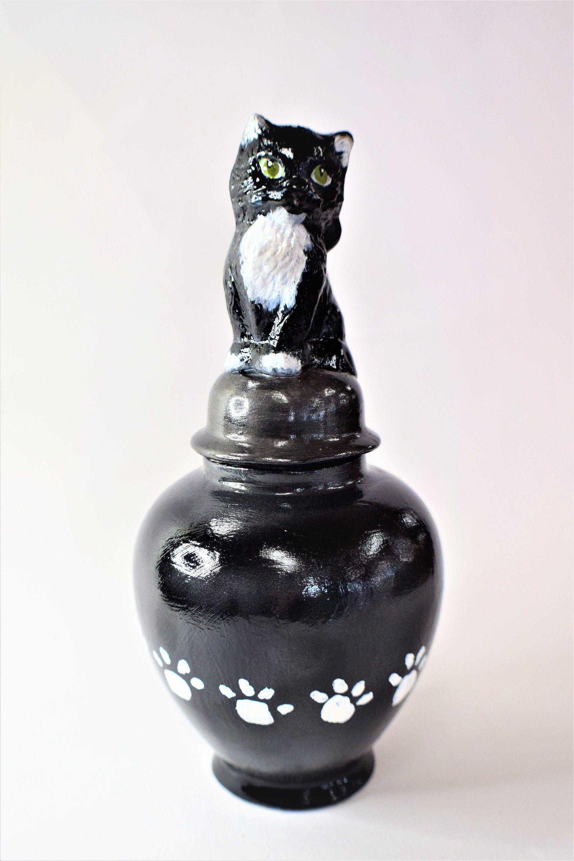 Cat urn ashescremation cat urn ashesper cremation urn