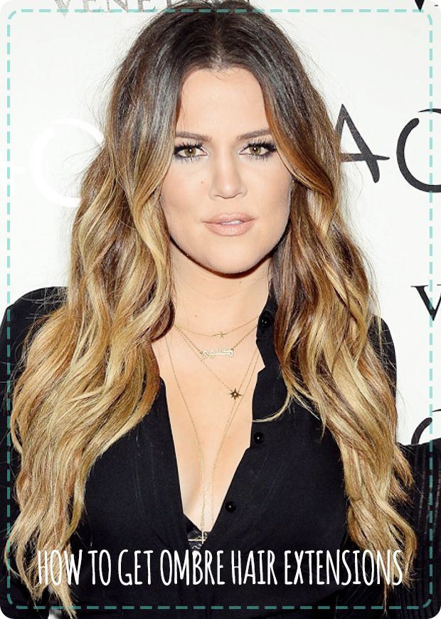 Want Hair Like Khloe Kardashian Then Check Out Our Tutorial On How