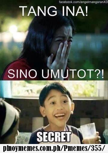 Funny Tagalog Meme Jokes : Secreeet tagalog memes pinterest