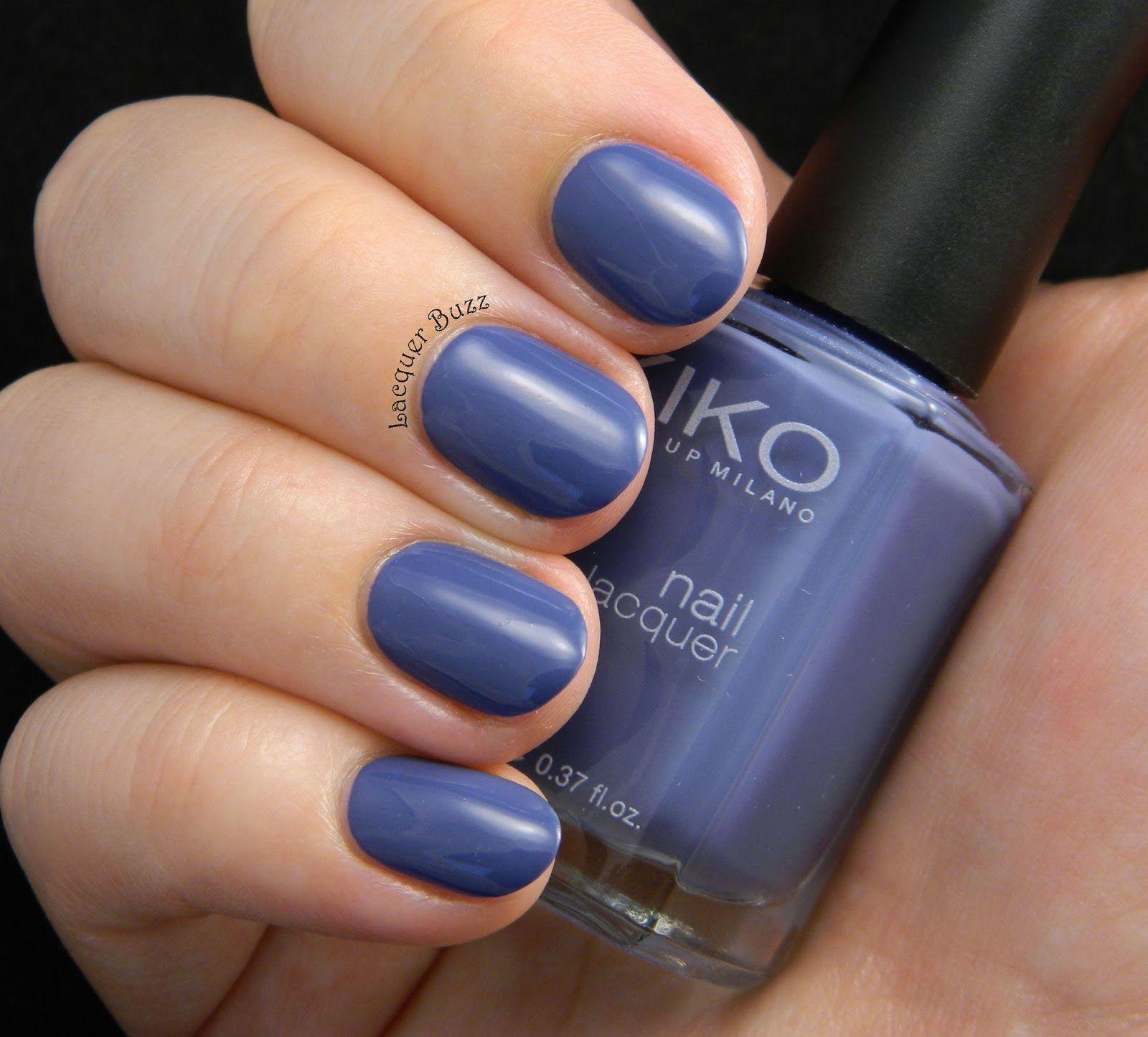 Monday Blues: Kiko 518