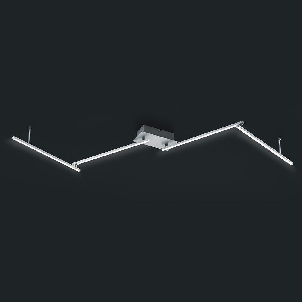 Dimmbare Led Schiene Mit 4 Elementen Und 4 Gelenken Zum Schwenken Led Schiene Led Und Lampen Und Leuchten