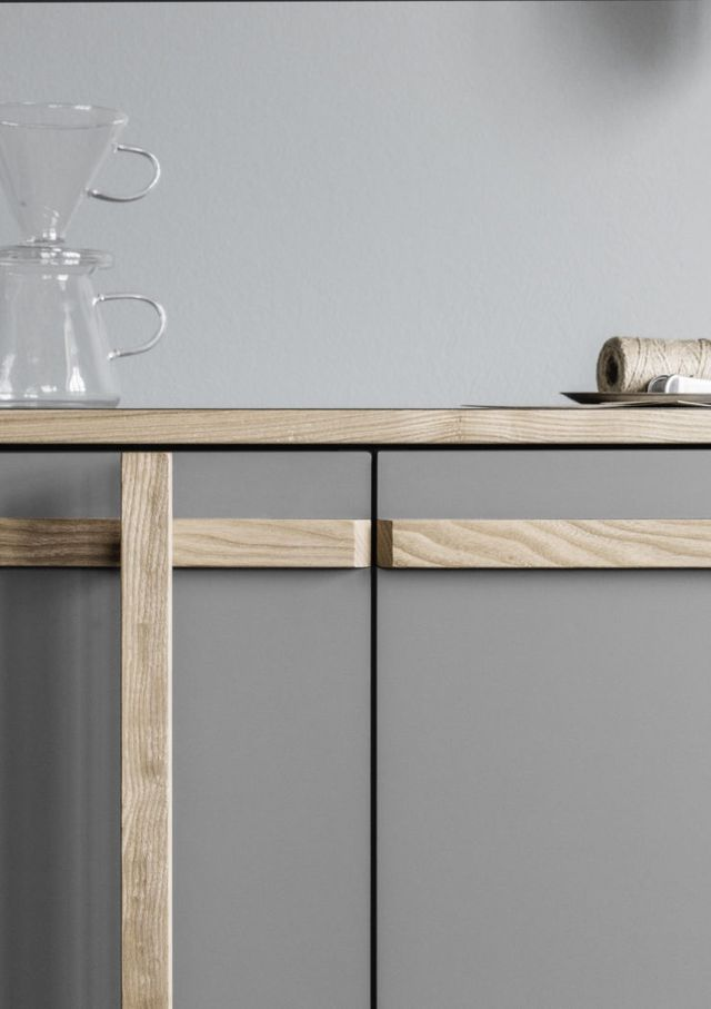 CLH kitchen for IKEA cabinets (Stil Inspiration) Ikea cabinets