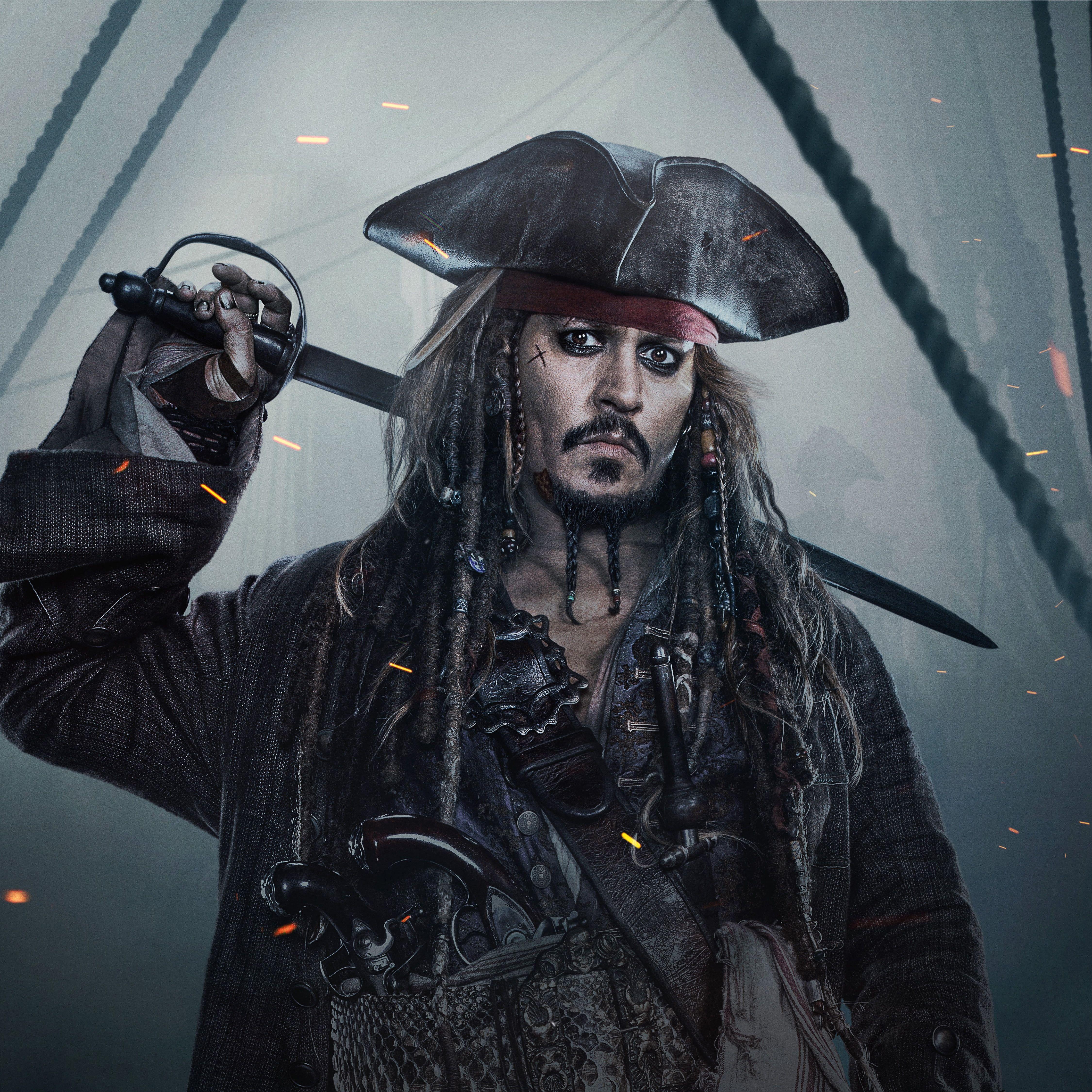 Johnny Depp As Jack Sparrow Wallpaper Fog Johnny Depp Guns Hat Fantasy Sparks Captain Johnny Jack Sparrow Wallpaper Jack Sparrow Pirates Of The Caribbean Ultra hd hd 1080p jack sparrow wallpaper