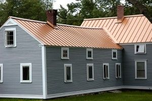 Best Currently Coveting Copper Roofing Recycled Green And 400 x 300