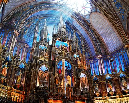 Montreal Tourist Attractions