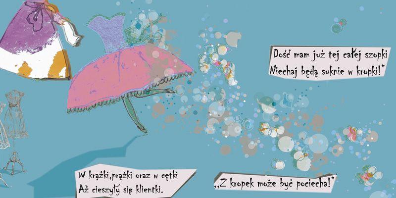 Ilustracja Dla Dzieci Ilustratorka Urbaniak Wiersze Jana