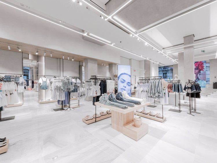 Zara Has A Fleet Of Secret Stores Where It Masters Its Shop Design