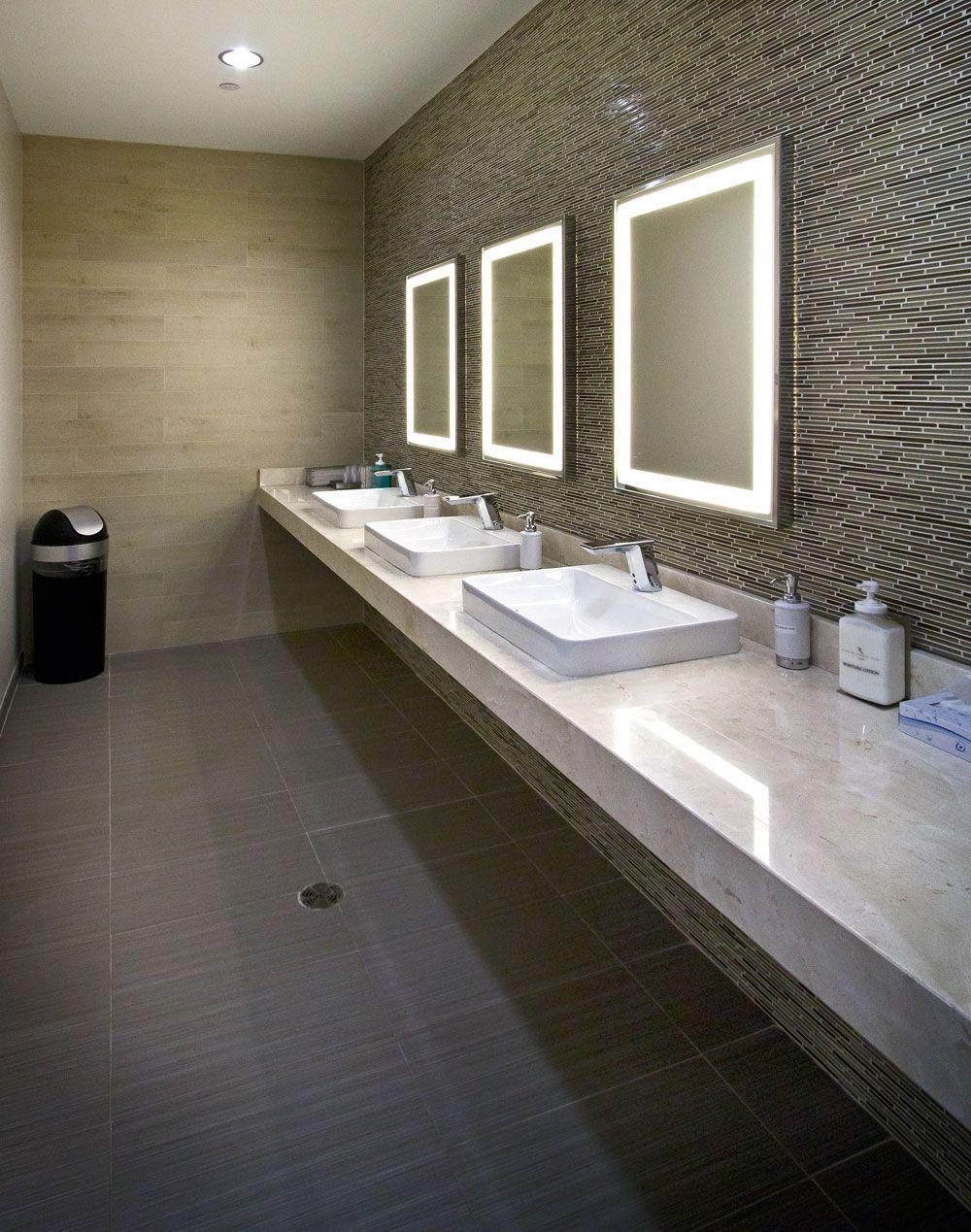 Portfolio Commercial Bathroom Designs Restroom Design