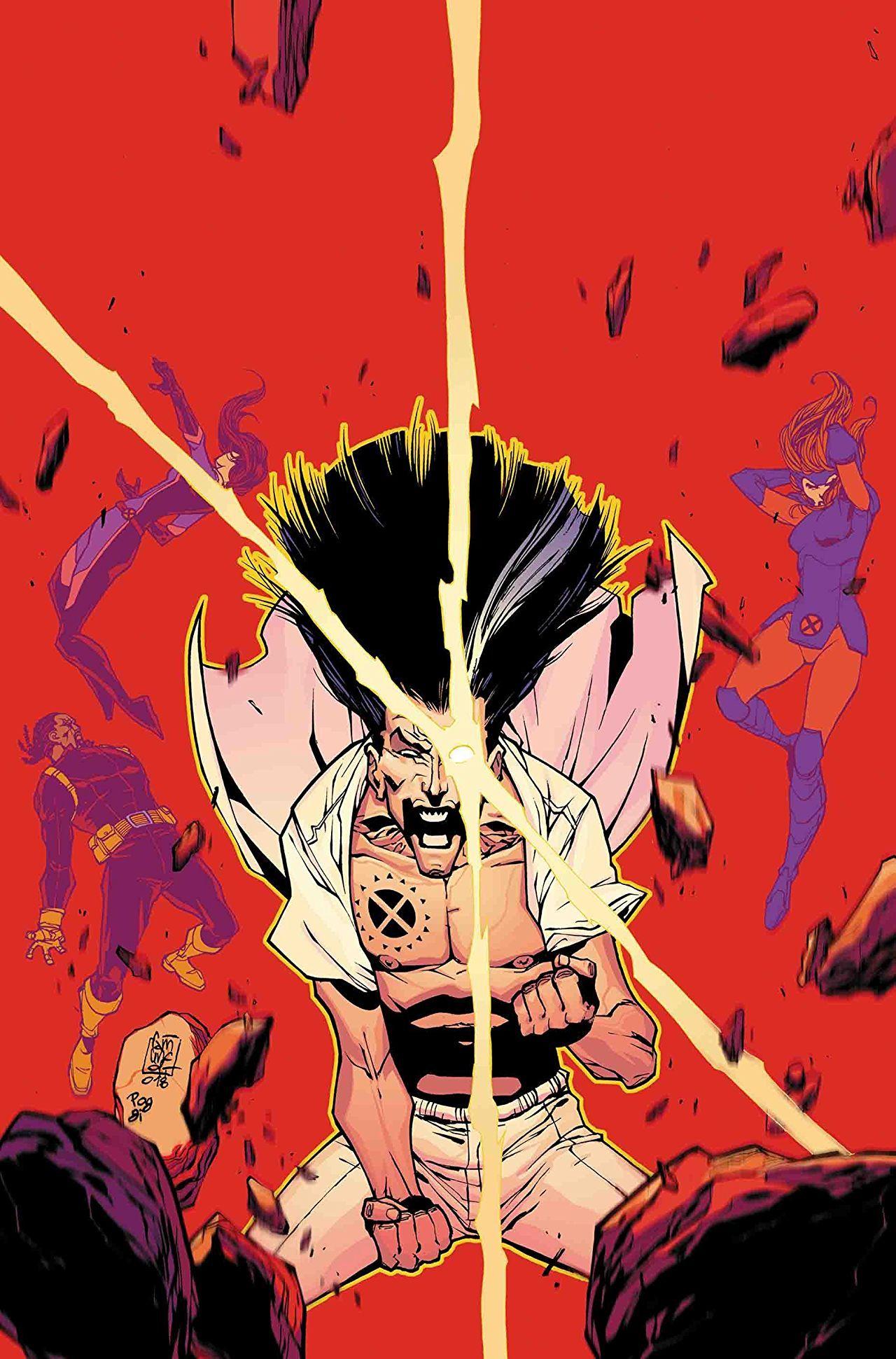 Uncanny X Men 2018 2019 9 Comics By Comixology Legion Marvel Comics Legion Comic Marvel Legion