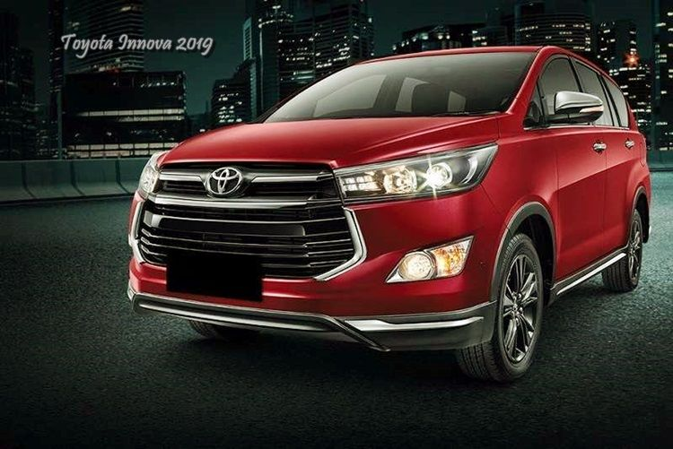 dimensi all new kijang innova pajak mobil grand avanza 2016 2019 toyota review specs and price the plan of conveys journey transport from roads for some time