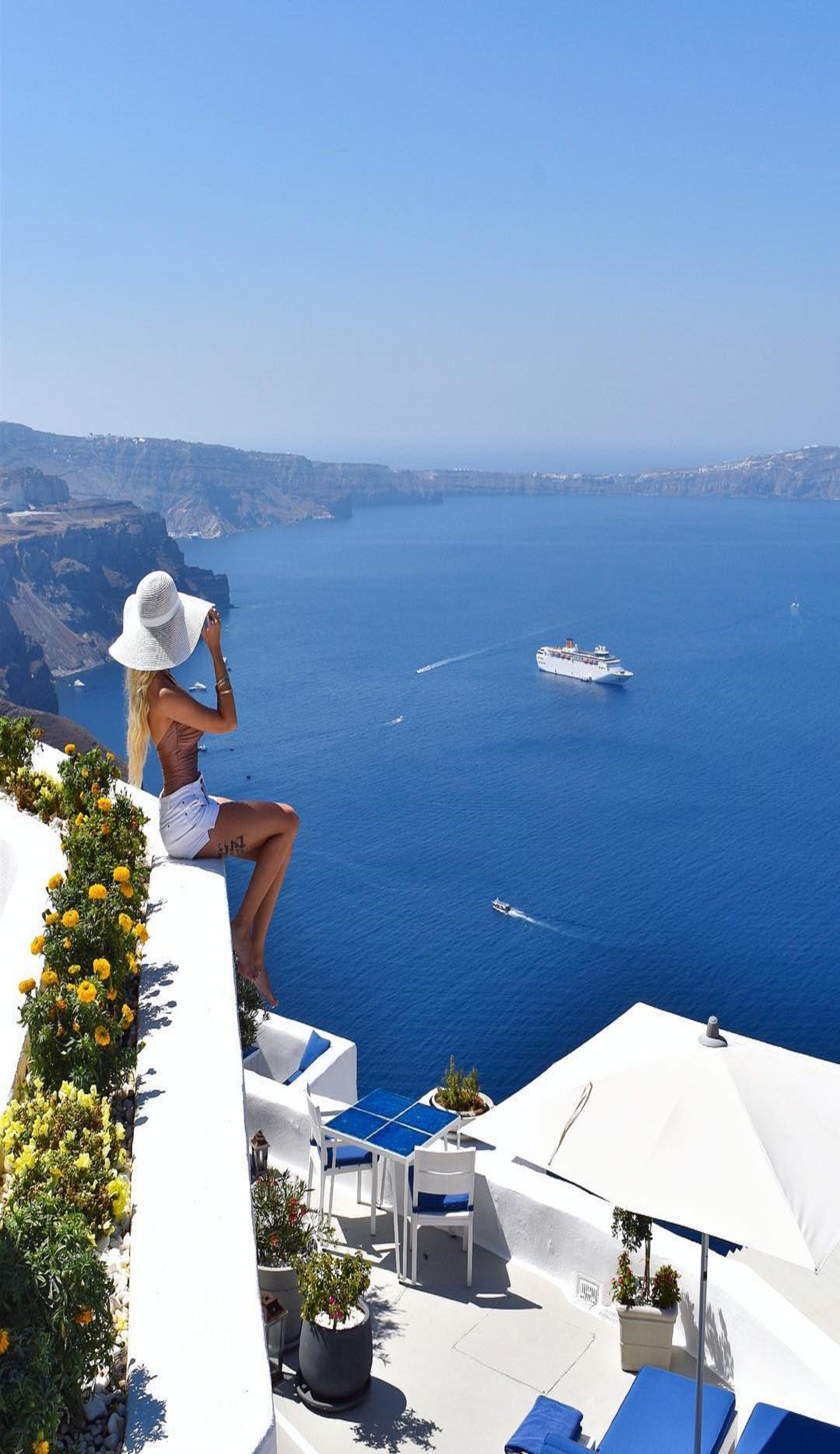 Santorini Santorini greece, Greece, Dream vacations