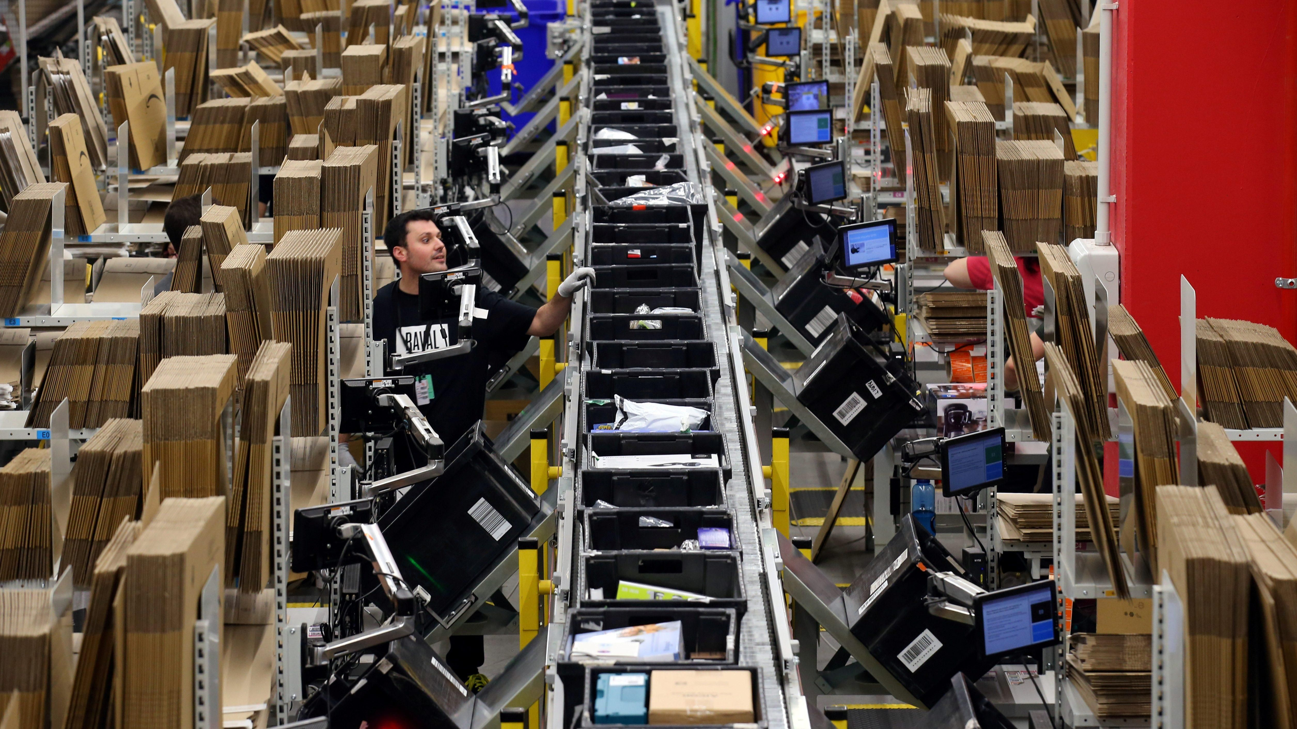 Amazon Warehouse Workers Around The World Are Striking For Prime