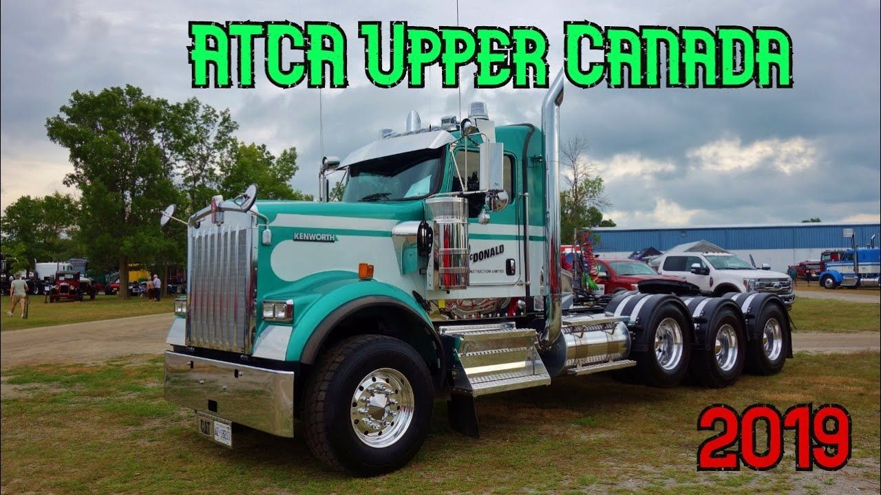 Lost Truck Show Footage ATCA Upper Canada in 2020