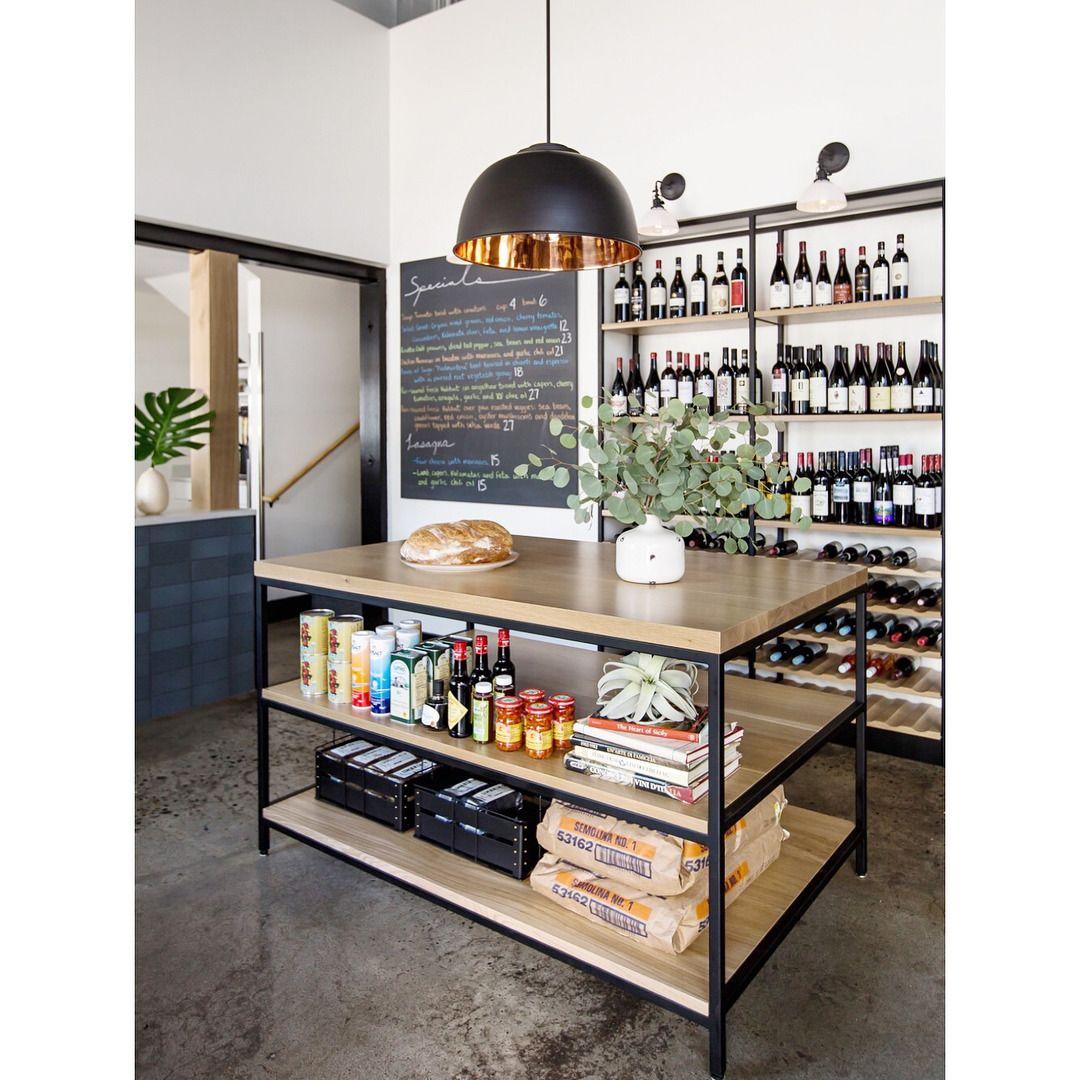 / kitchen wine storage / Home kitchens, Retail design