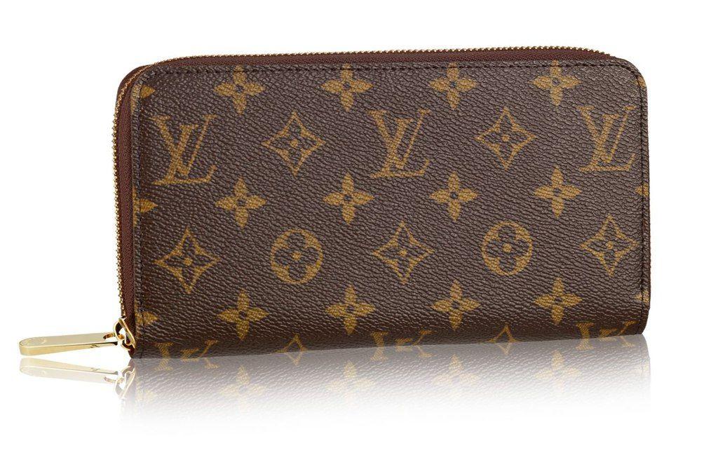 f76851d6c1d9 Louis Vuitton Monogram Zippy Wallet Replica