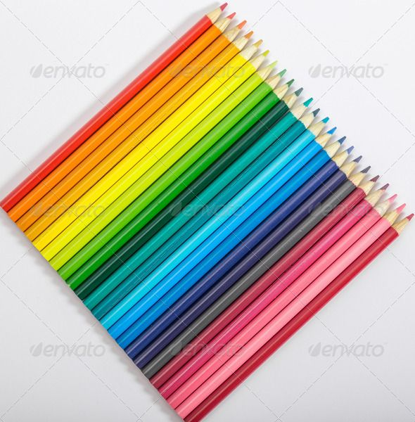 Colorful pencil background ...  art, artistic, back, background, bright, cheerful, circle, color, colored, colorful, colorfull, concept, creative, creativity, design, different, diversity, draw, drawing, flash, gamut, lights, needs, ordering, paint, palette, pen, pencil, pin, play, school, shine, shiny, sorted, stationery, traffic, various, watercolor, wooden