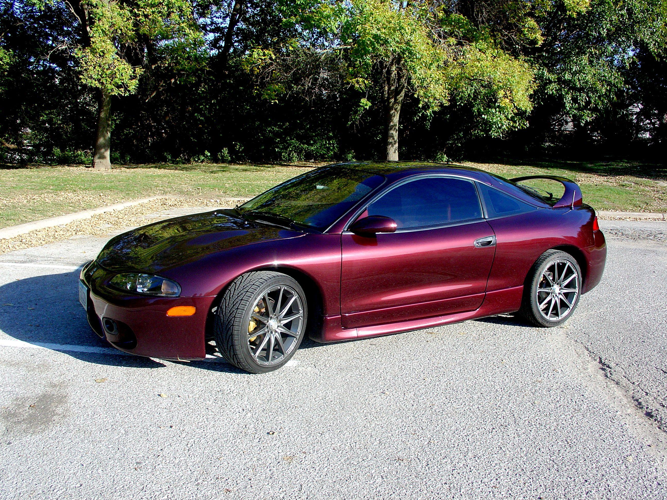 1998 Eclipse Turbo Gst Gst Eclipse Dr 1998 2 Mitsubishi Mitsubishi