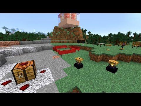 Perfekte Möbel In Minecraft Vanilla Command YouTube Minecraft - Minecraft mittelalter haus command