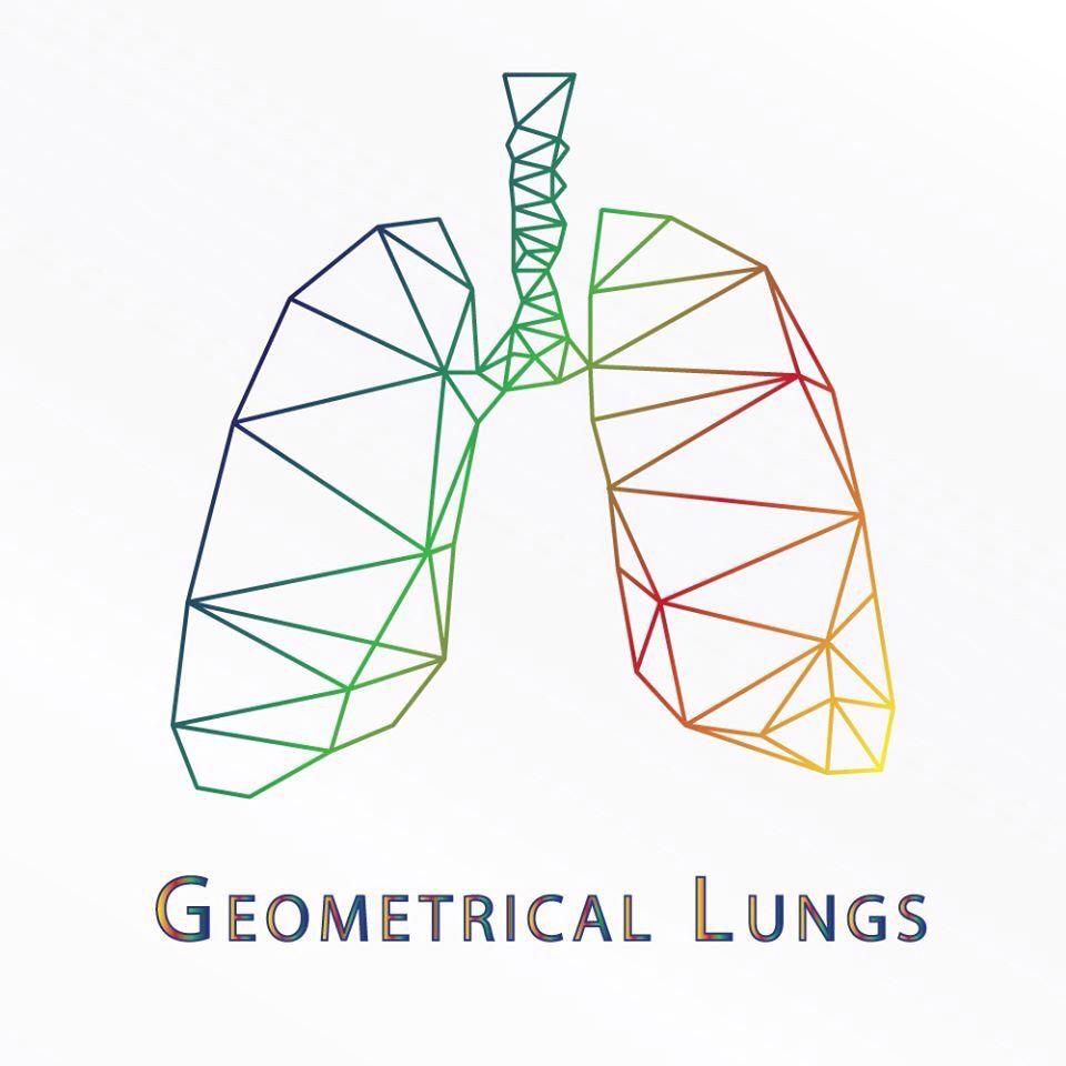 geometrical art human lungs created at abgo designs illustration adobe illustrator abgo. Black Bedroom Furniture Sets. Home Design Ideas