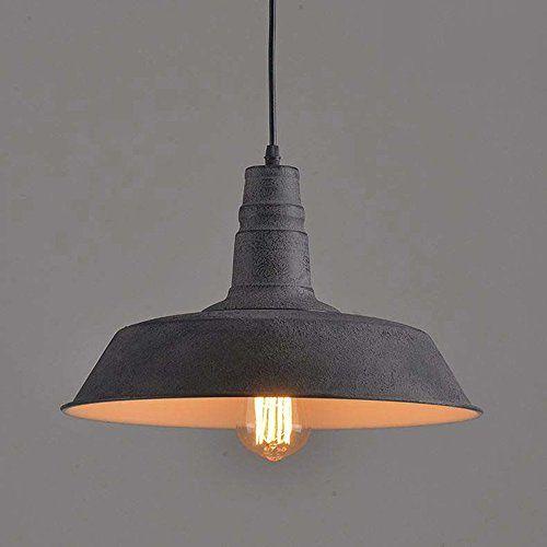 Susuo Lighting Warehouse Shade Barn Hanging Pendant Light Loft Metal Fixture For Dining Roomkitche Indoor Pendant Lights Pendant Lighting Affordable Chandelier