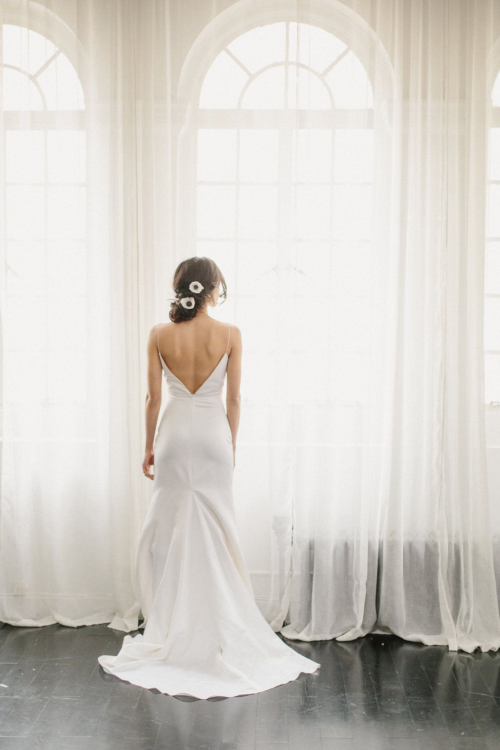 Alexandra Grecco - Evette Slip Gown | style | Pinterest | Gowns ...