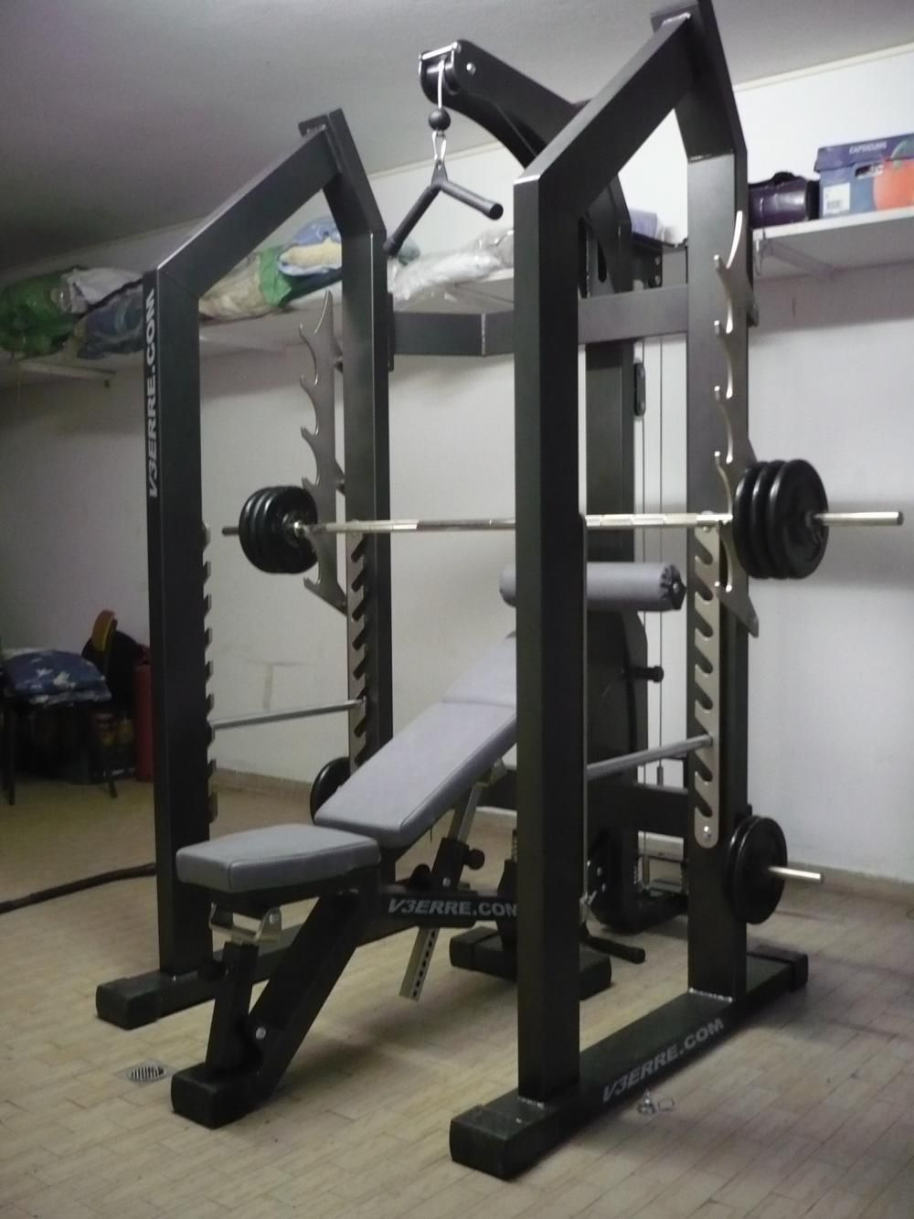 Garage Gym Half Rack Power Rack Usato For Gym Power Rack Usato Power Rack Home Gym