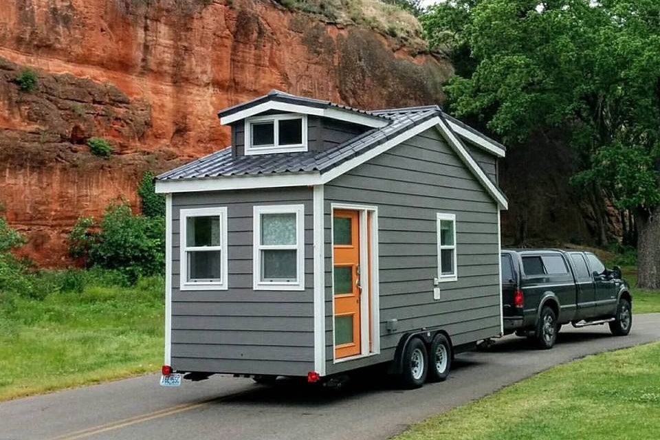 Mobile Tiny House Tiny Houses Pinterest Tiny houses House