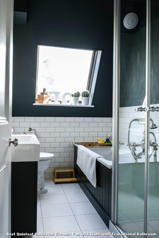 Best Quietest Bathroom Exhaust Fan With Light