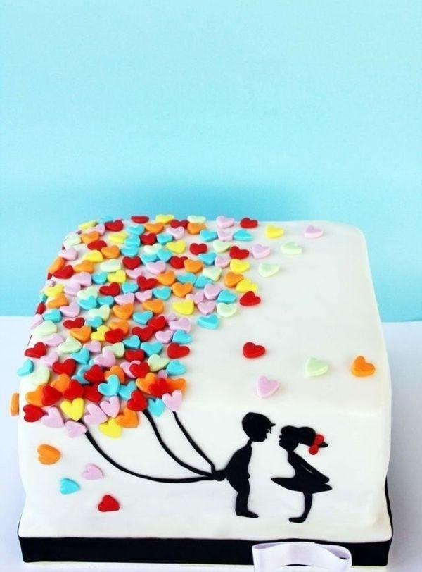 g teau d 39 anniversaire original cakes. Black Bedroom Furniture Sets. Home Design Ideas