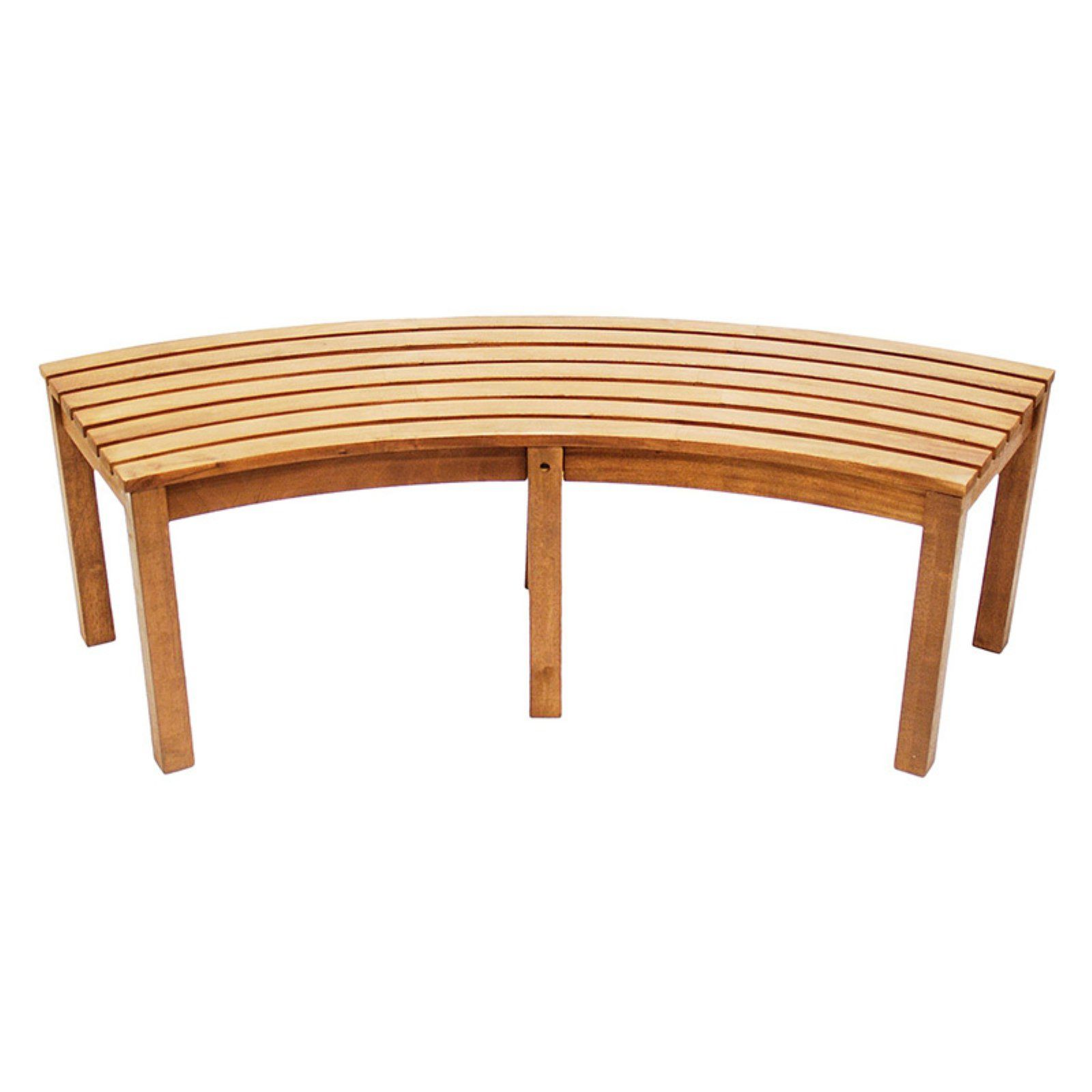 Patio Garden In 2020 Curved Bench Bench Outdoor Bench